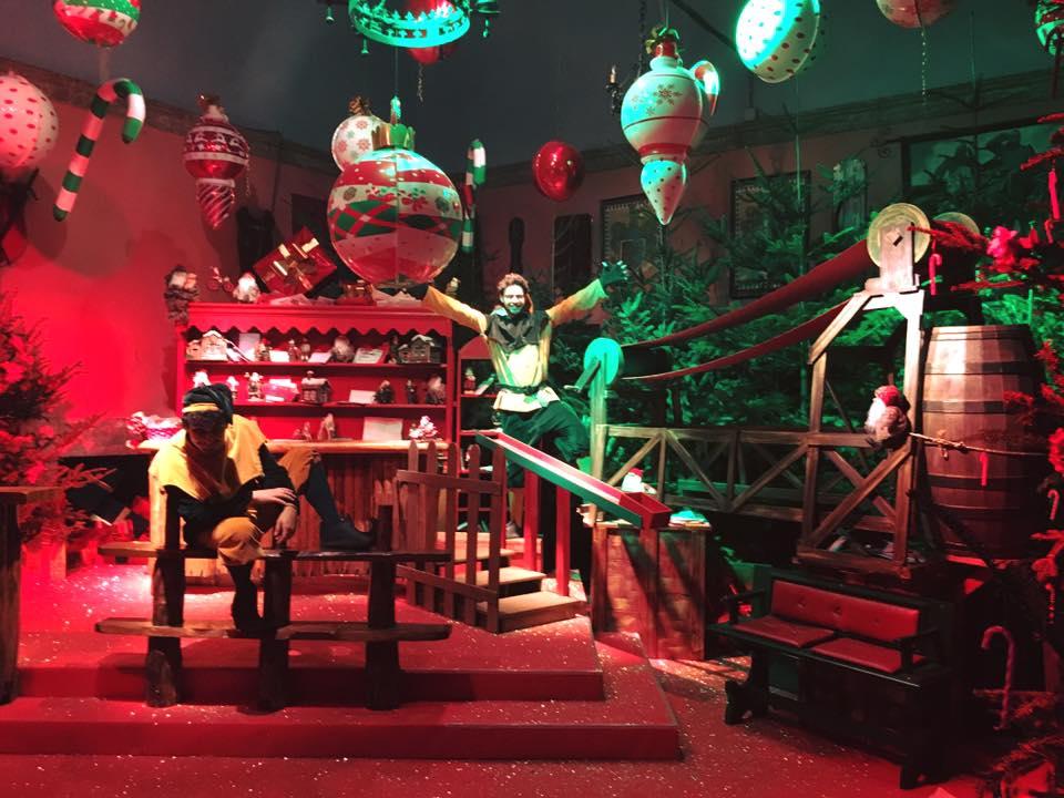 Casa Di Babbo Natale Al Polo Nord.La Casa Di Babbo Natale Tale Madre Tale Figlia