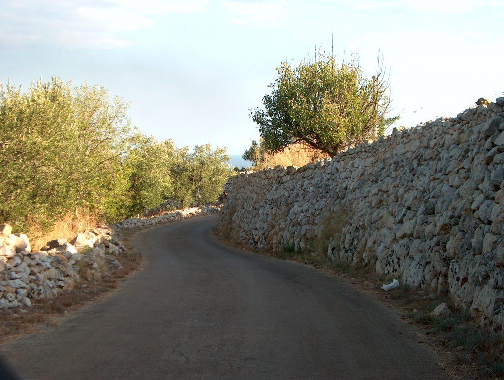 Patu', strade di campagna, HPIM0727