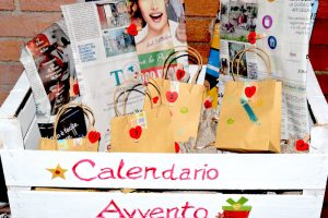 Calendario dell'Avvento low cost