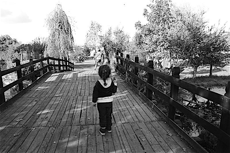 Julia in bianco e nero