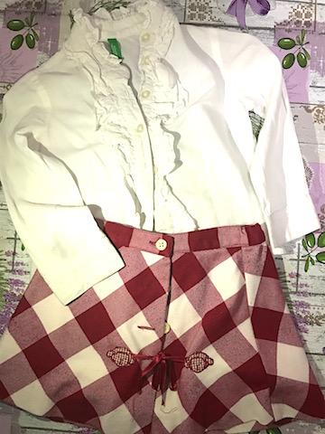 Rose Regal Academy vestito carnevale