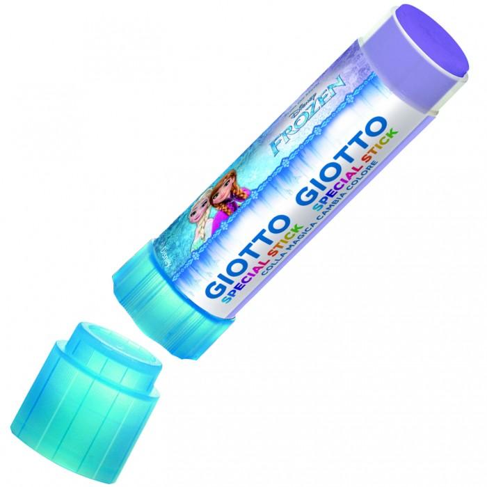 colla stick viola Frozen Giotto