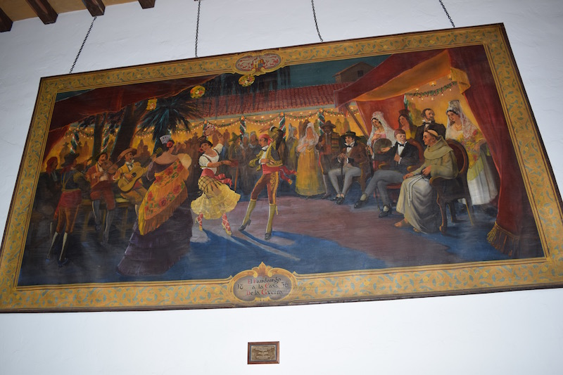 County Courthouse Arazzi