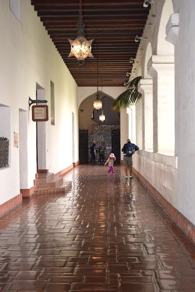Courthouse corridoio