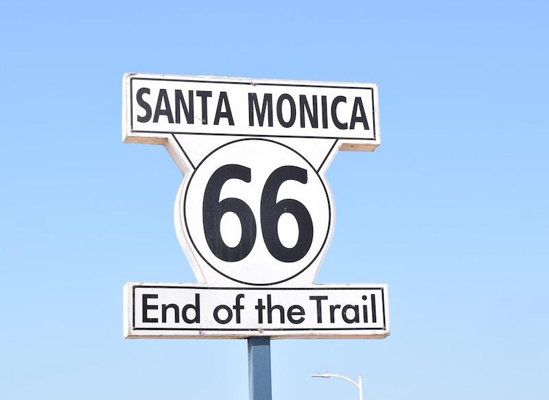 LA 66 End of the Trail1