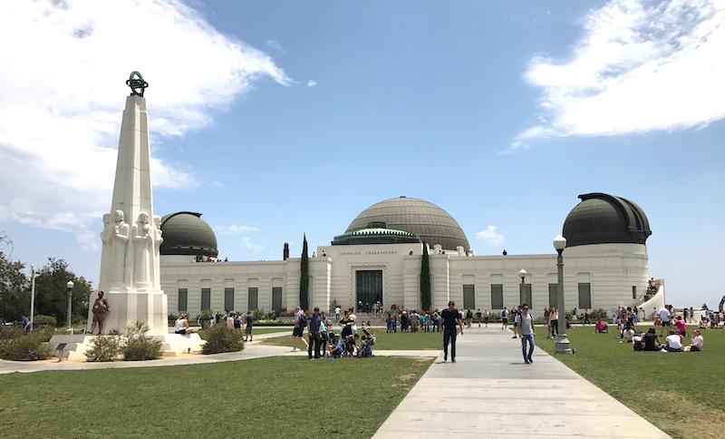 LA Osservatorio Griffith