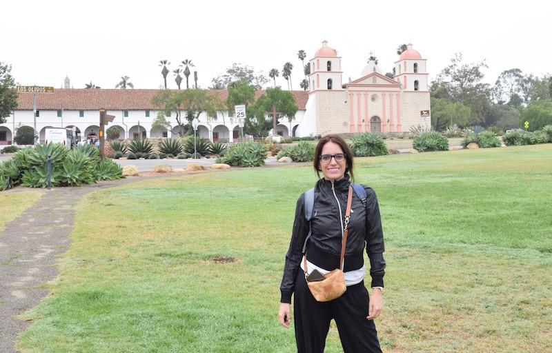 La missione di Santa Barbara