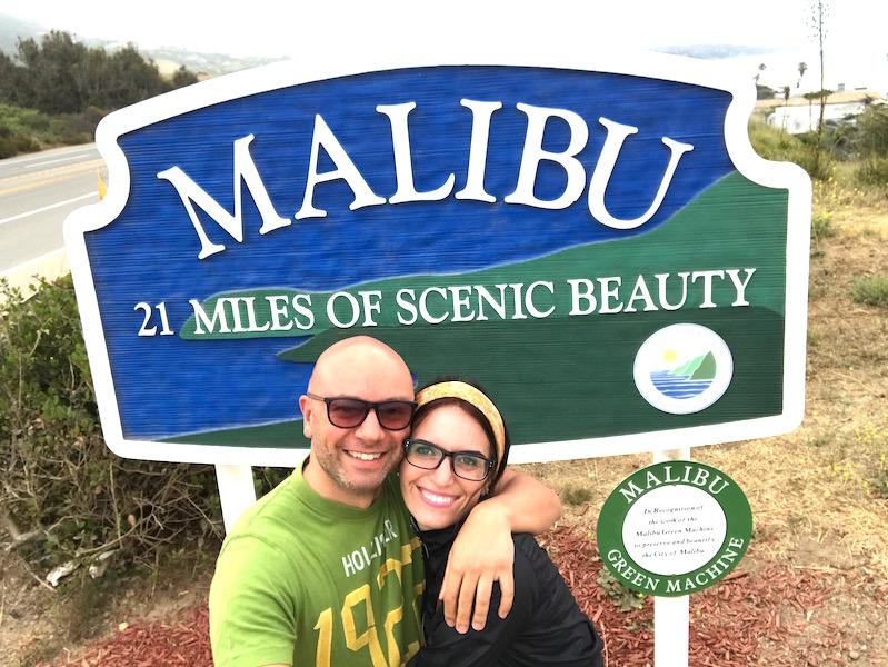 Malibù 21 miles of scenic beauty