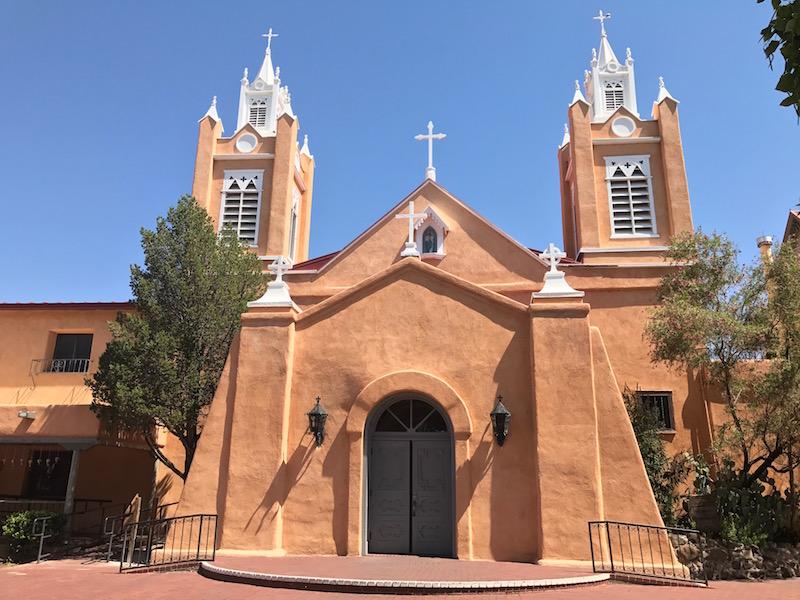 Albuquerque Chiesa