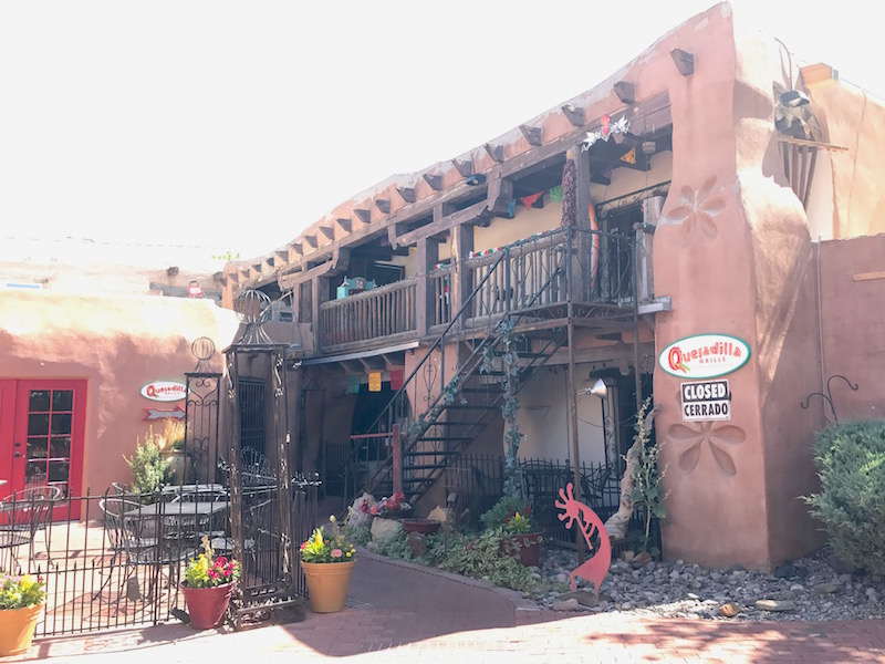 Albuquerque Quesadilla Grill