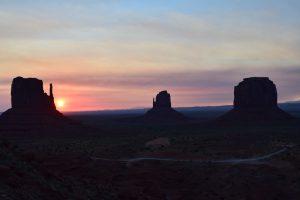 Monument Valley Alba.