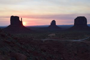 Monument Valley Alba..