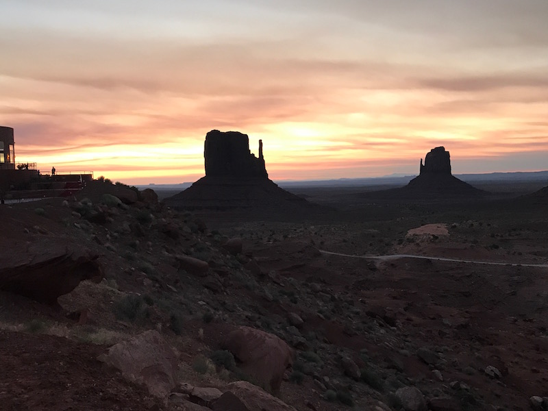 Monument Valley.....