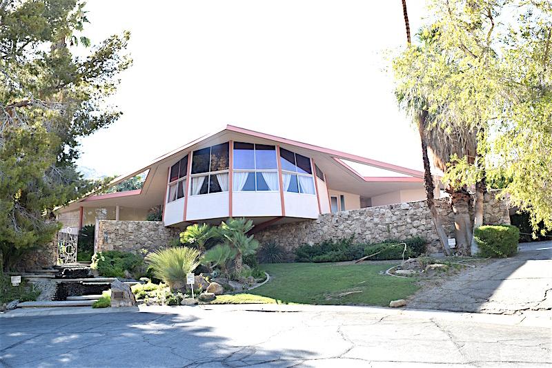 Palm Springs Villa Luna di Miele Elvis