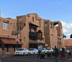 Santa Fe Edifici.