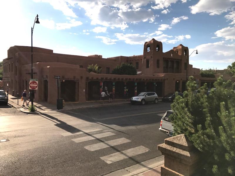 Santa Fe Edifici