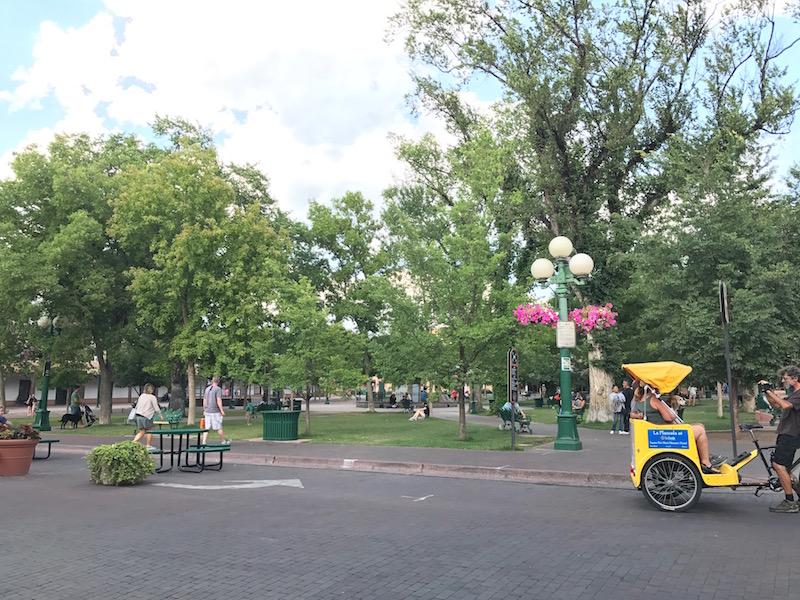 Santa Fe Piazza Old Town
