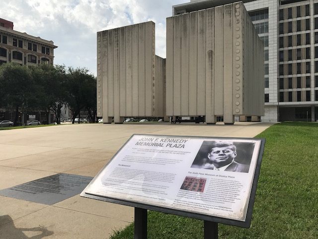 Dallas-John F. Kennedy Memorial Plaza