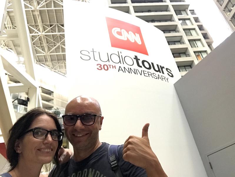 Atlanta Massi e Dona alla CNN