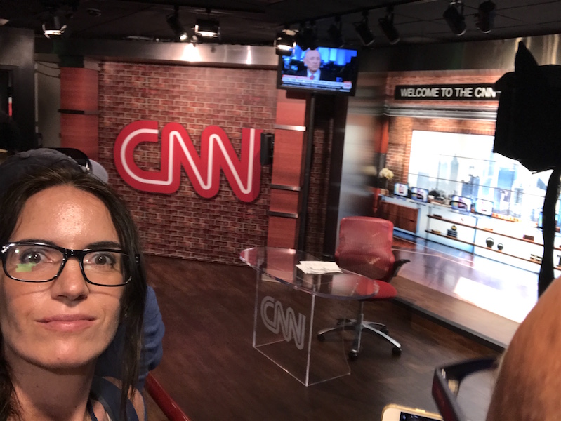 Atlanta TMTF alla CNN.