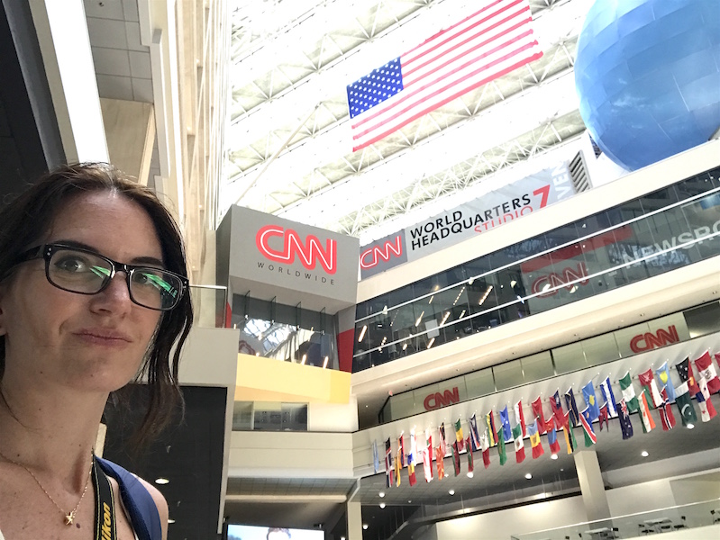 Atlanta TMTF alla CNN..