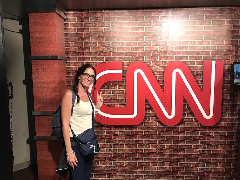 Atlanta TMTF alla CNN
