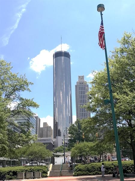 Atlanta View.