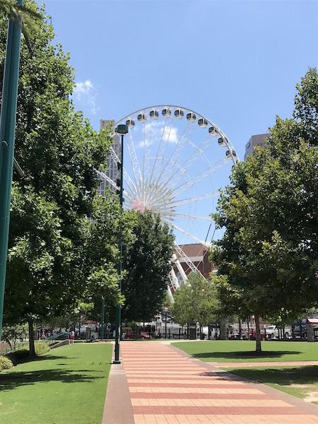 Atlanta e Ruota Panoramica