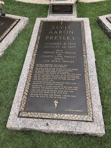 Elvis Presley tomba