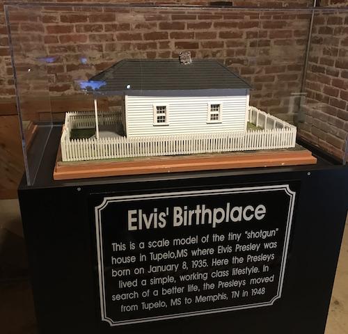 Elvis casa natale