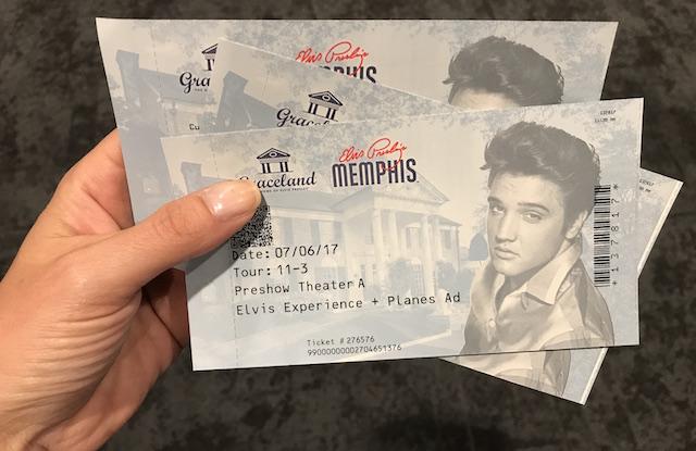 Graceland Tickets
