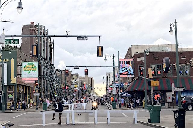 Mempgis Beale Street
