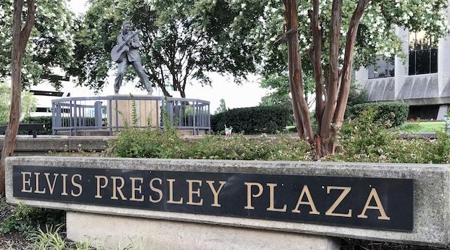Memphis - Elvis Presley Plaza