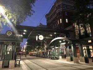 Memphis by night