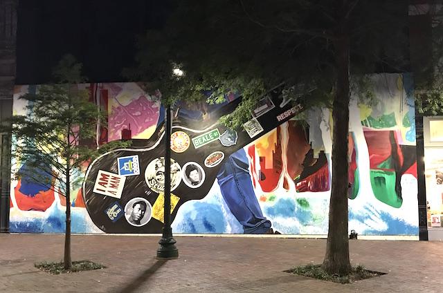 Memphis murales