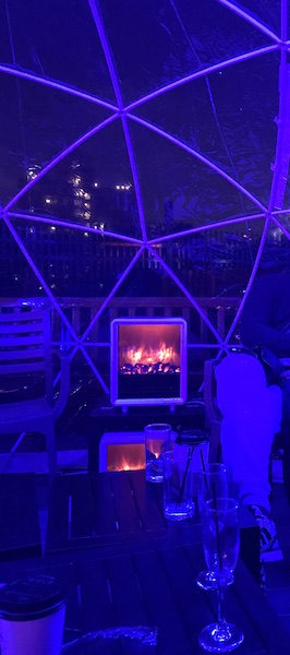 230 Fifth Rooftop Igloo