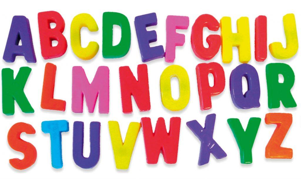 Alfabeto 2017
