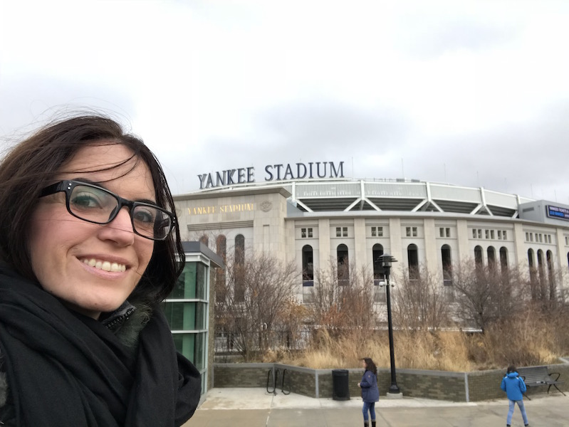 Bronx Yankee Stadium
