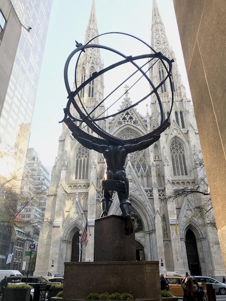 Fifth Avenue Chiesa di San Patrizio