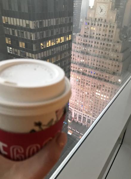 NY Starbucks