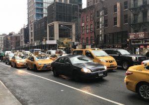 NY Taxi Gialli