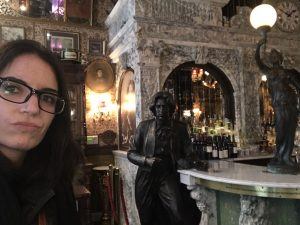 Oscar Wilde Cafe