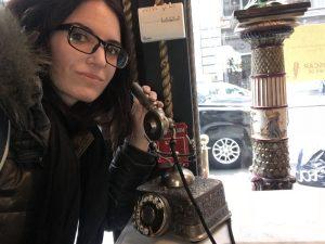 Oscar Wilde Cafe Telefono