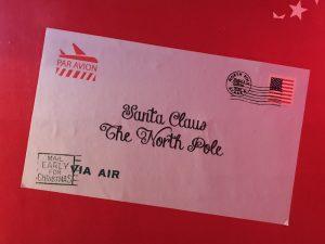 Santa Claus Mail