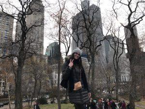 TMTF al Central Park