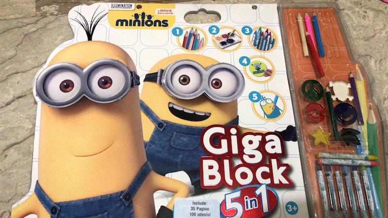 Minions Giga Block