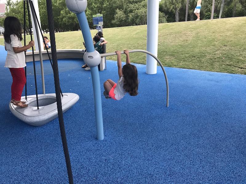 Miami playground..