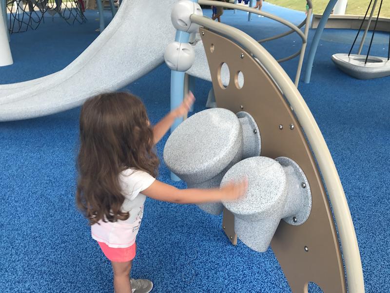 Miami playground.