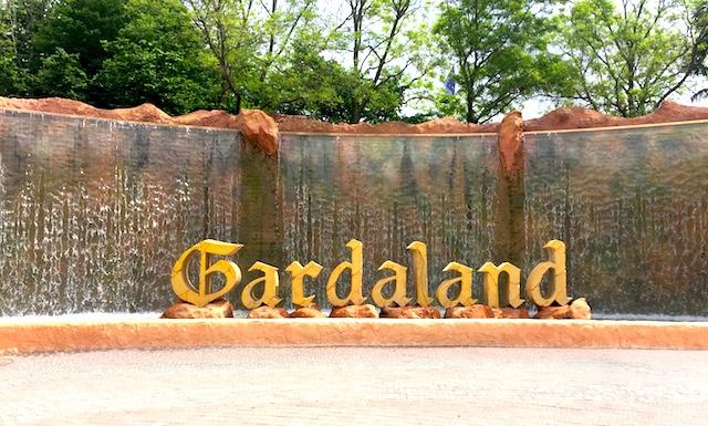 Gardaland Cascata