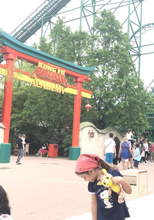 Kung Fu Panda Gardaland